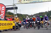 6th A&F 24H MTB CUP 2013 in Cycle Sports Centerは皆様のお陰で無事に開催が終了致しました!