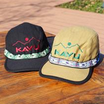 KAVUより、25周年を記念したストラップキャップを発売致します。