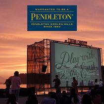 「第9回 逗子海岸映画祭」に 限定 PENDLETON SHOPがOPEN致します。
